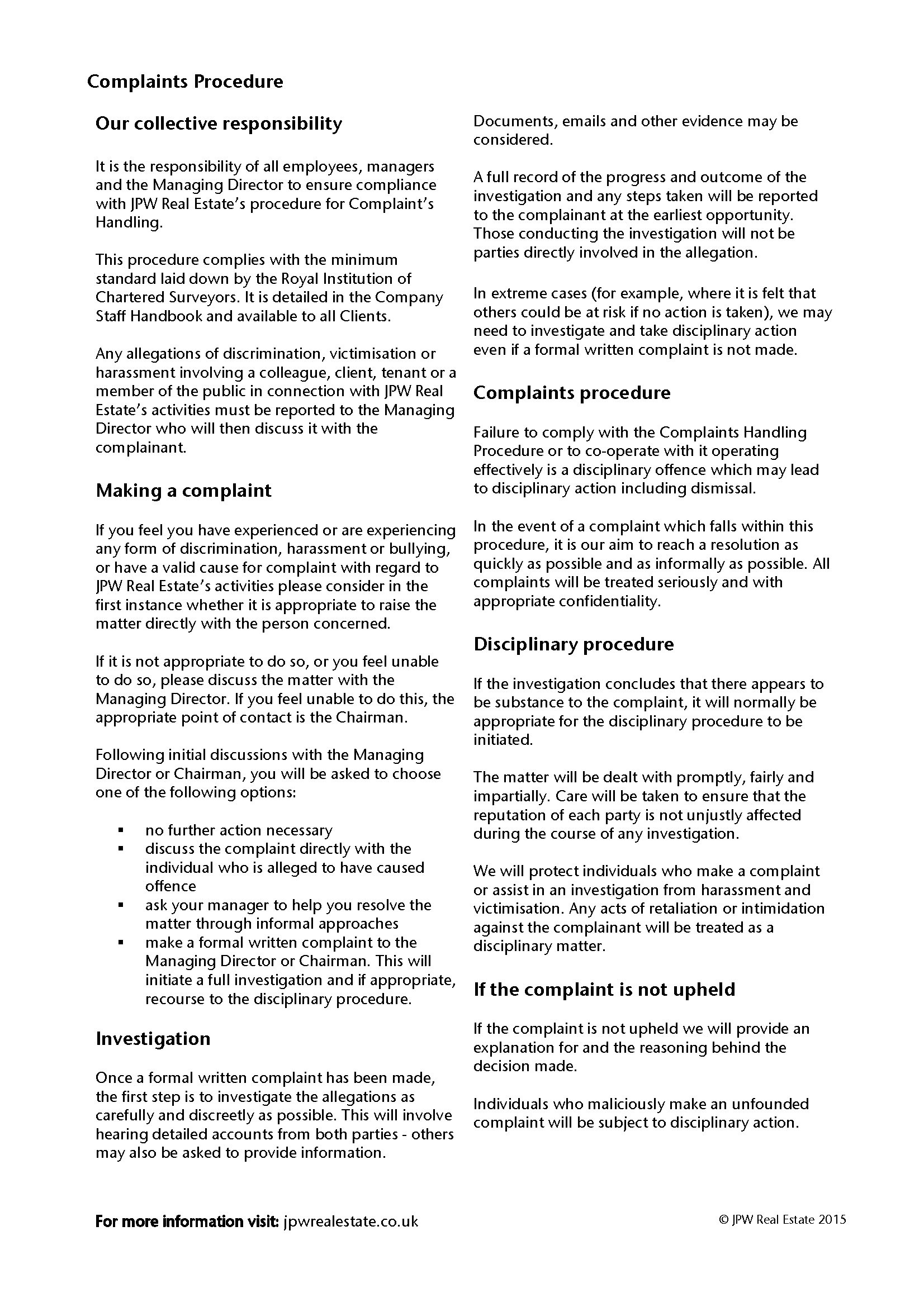 Jpw Equality Diversity Policy 2015 Page 4