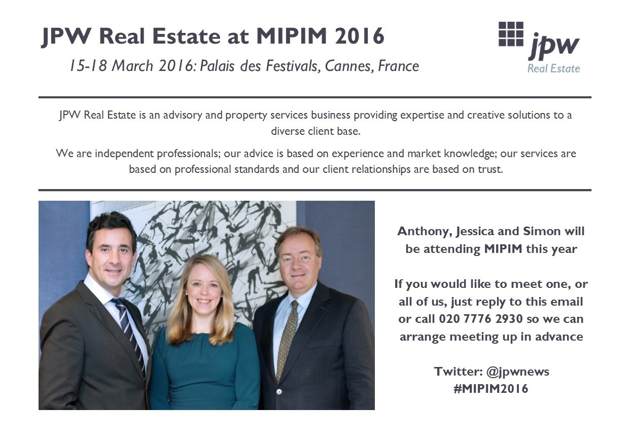 Were Going To Mipim 16 Email Image